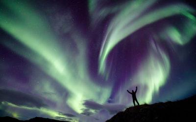 """Island Fotoreise Norden 04.03.-11.03.2020 """"ein Wintermärchen unter tanzender Aurora"""""""