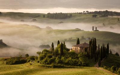 """Toscana Fotoworkshop """"sanfte Hügel im Frühling"""" 13.04 – 19.04.2019"""