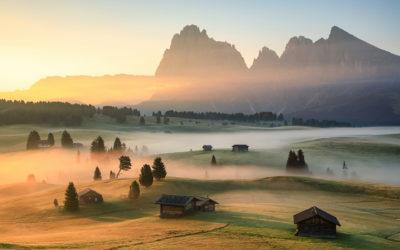 """Dolomiten Fotoworkshop Oktober 2020 """"Bergriesen im Herbst"""""""