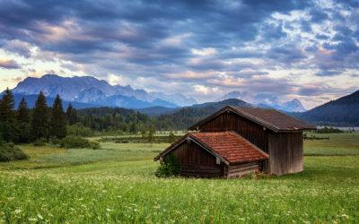 """KARWENDEL September 2021 """"idyllische Alpenwelt"""""""